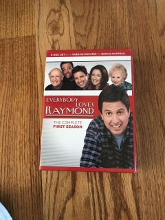 Complete First Season of Everybody Loves Raymond in EUC