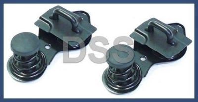 Buy Genuine Mercedes w164 w203 w209 Hood Safety Catch latch Set (x2) front engine motorcycle in Lake Mary, Florida, United States, for US $51.95