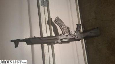 For Sale: Russian Saiga AK-47 akm double stack 30 round magazine plus extras