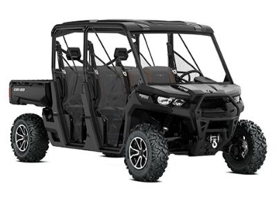 2018 Can-Am Defender MAX LONE STAR HD10 Side x Side Utility Vehicles Clinton Township, MI