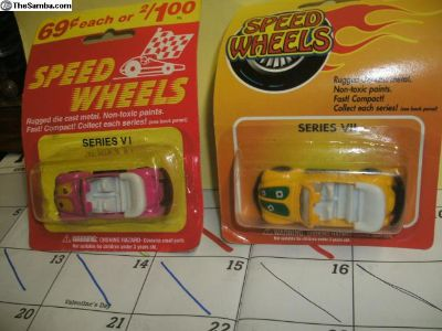Speed Wheels