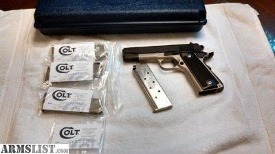 For Sale: Colt Commander Series 70