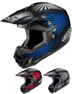 Purchase HJC CL-X6 Whirl MX Dirt Bike Off-Road ATV Quad Mens Motocross DOT Helmets motorcycle in Manitowoc, Wisconsin, United States, for US $89.99
