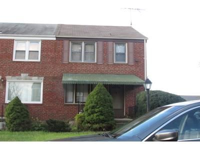 1.0 Bath Preforeclosure Property in Parkville, MD 21234 - Woodring Ave