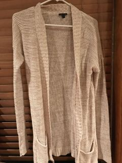 Womans Cardigan size small