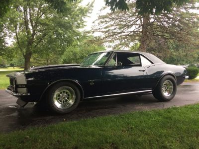 1967 Camaro - 427SB - TH400 - 12 Bolt