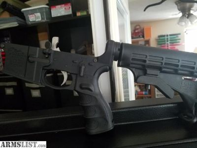 For Sale: Anderson complete lower