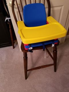 The First Years Toddler Chair