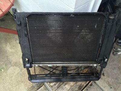 Find BMW X5 A/C Condenser / Steering cooler 00-06 w/housing motorcycle in Findlay, Ohio, United States, for US $119.99
