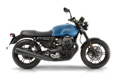 2017 Moto Guzzi V7 III Stone Street Standard Motorcycles Goshen, NY