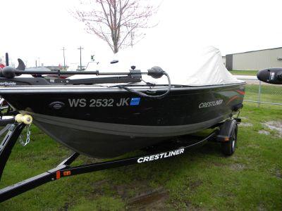 2015 Crestliner 1650 Fish Hawk Aluminum Fish Boats Kaukauna, WI