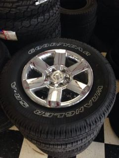 "Find Nissan Titan Armada 18"" Chrome Factory Wheels Tires Original Rims motorcycle in San Antonio, Texas, US, for US $995.00"