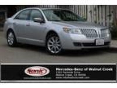 Used 2012 Lincoln MKZ Silver, 66.7K miles