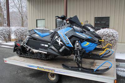 2016 Polaris 800 SWITCHBACK PRO-X SnowCheck Select Trail Sport Snowmobiles Adams, MA