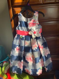 Like new condition Jona Michelle dress 2t/24 months