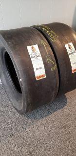 (2) M&H Racemaster Tires 10.5/28.5-15
