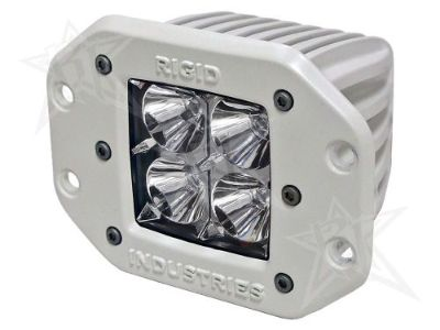 Purchase Rigid Industries 61211 M-Series; Dually; 20 Deg. Flood LED Light motorcycle in Chanhassen, Minnesota, United States, for US $242.24