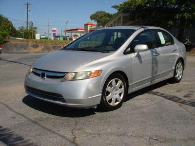 2008 Honda Civic LX (SIL)