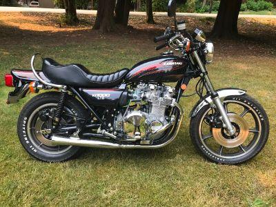1977 Kawasaki LTD