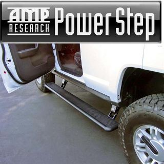 Sell 05-10 Hummer H3 H3T AMP Research Power Retracting Side Steps Running Boards motorcycle in Buena Park, California, US, for US $1,249.99