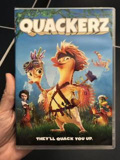Dvd quakers watched once