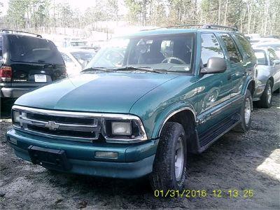 1995 Chevrolet Blazer Base (Green)