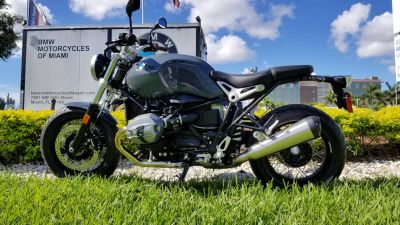 2018 BMW R nineT Pure Standard/Naked Motorcycles Miami, FL