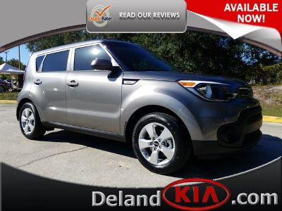2019 Kia Soul Base (Titanium Gray)