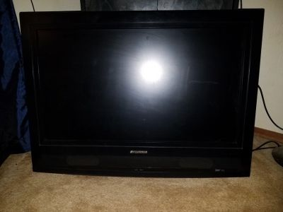 "Sylvania 27"" Flat Screen HDTV"