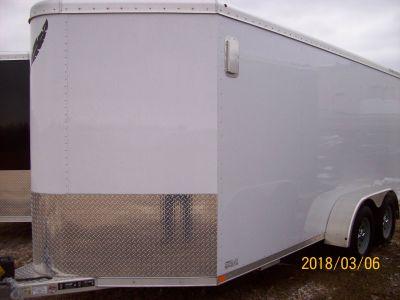 2018 Featherlite Trailers 1610-6716 Cargo Trailers Trailers Roca, NE