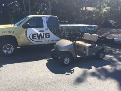 2014 E-Z-Go Freedom TXT Electric Golf Golf Carts Exeter, RI