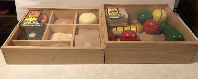 Wooden Toys for the Kiddos Kitchen