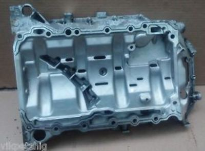 Purchase 10-14 AUDI A3 A4 A5 A6 VW PASSAT GOLF CC UPPER ENGINE OIL PAN COVER 2.0L TURBO motorcycle in Cumming, Georgia, United States, for US $129.94