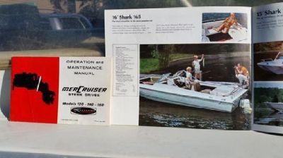 Classic Larson Family Fun Boat
