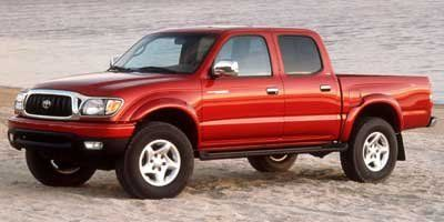 2002 Toyota Tacoma V6 (Not Given)