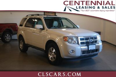 2012 Ford Escape Limited (White Suede)