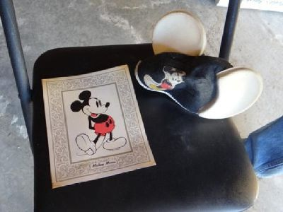 Free Mickey Mouse Collectibles