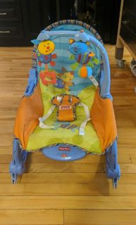 Baby seat / rocking chair $8
