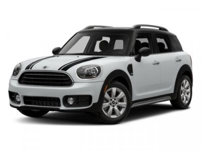 2018 MINI Countryman Cooper (Melting Silver Metallic)