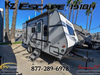 2019 Kz Rv ESCAPE 191BH