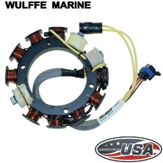 Sell Stator for Johnson Evinrude 150 & 175 hp optical ignition 35 amp CDI 173-4981 motorcycle in Mentor, Ohio, United States, for US $269.99