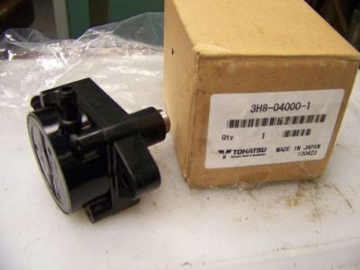 Purchase NEW NISSAN TOHATSU FUEL PUMP 3H8-04000-1 motorcycle in Scottsville, Kentucky, United States, for US $48.99