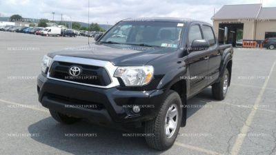 2012 Toyota Tacoma V6 (Black)