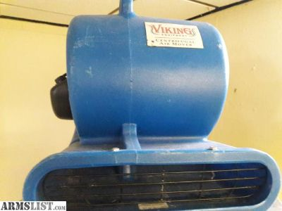 For Sale/Trade: 2 Viking 2200ex Centrifugal air movers