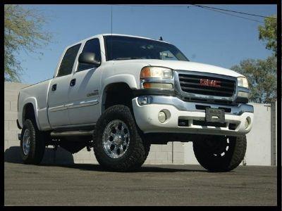 2006 GMC Sierra 2500 Work Truck