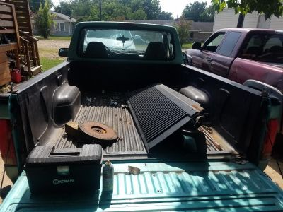Ford Truck bed liner