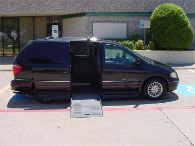 2007 Chrysler Town & Country Limited (BLACK)