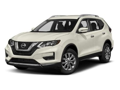 2017 Nissan Rogue S (Magnetic Black)