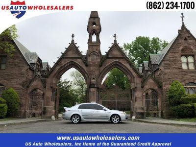 2005 Acura TL 3.2 (Anthracite Metallic)