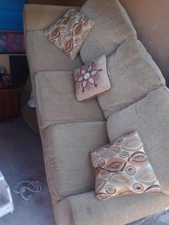 Couch and loveseat set for 150